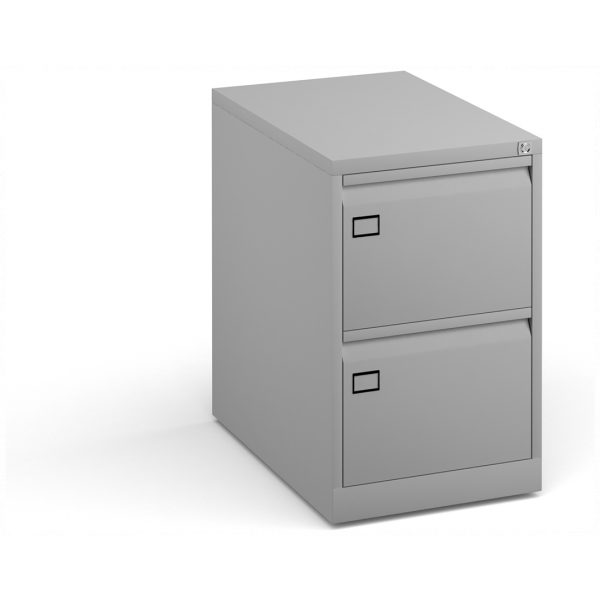 Two Drawer Steel Deluxe