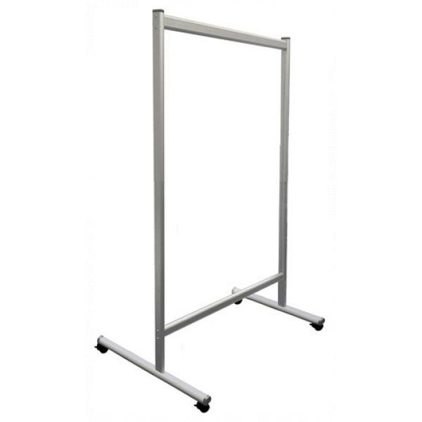 Floor Standing Protective Screen