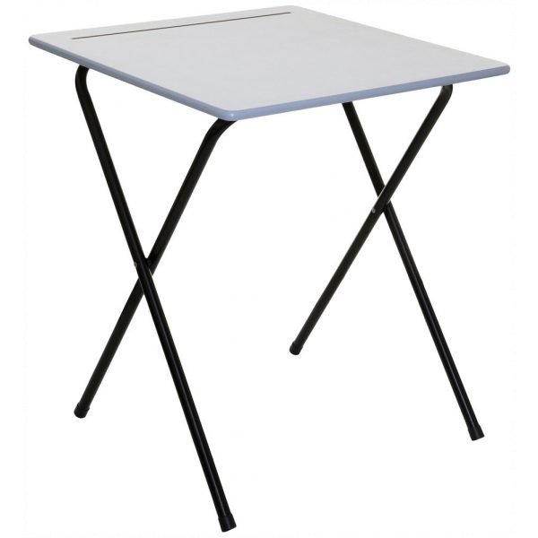 HET1 – 800 x 800 Folding Exam Table